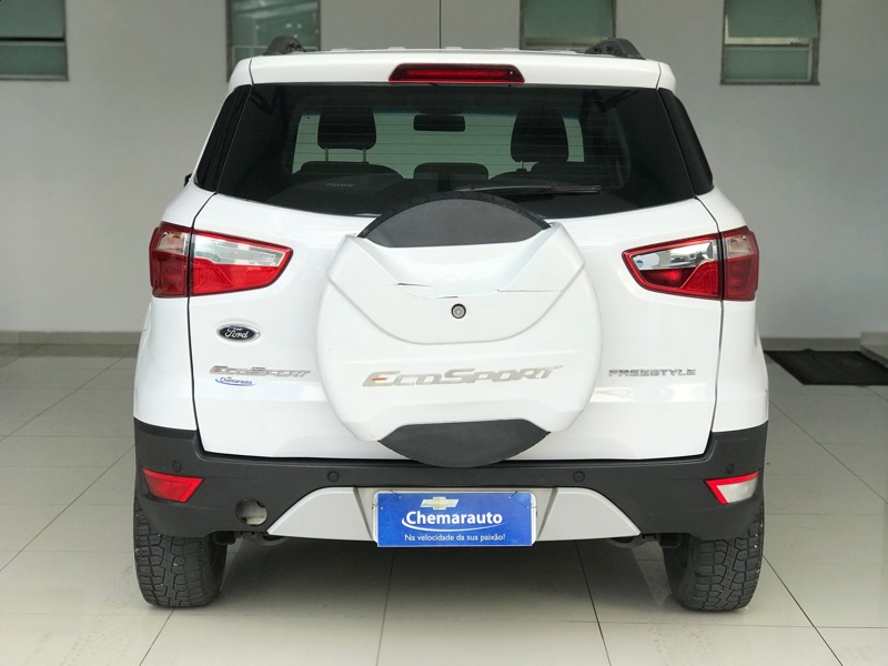 2015 FORD  ECOSPORT   1.6 Freestyle 16V